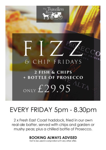 Fizz and Chip Fridays